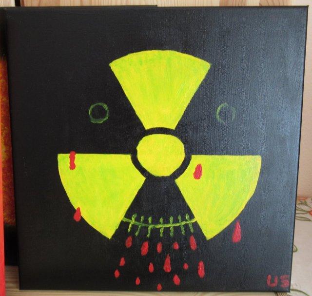 Veraltet und Tödlich, die Atomenergie
