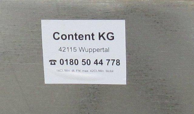 Content KG
