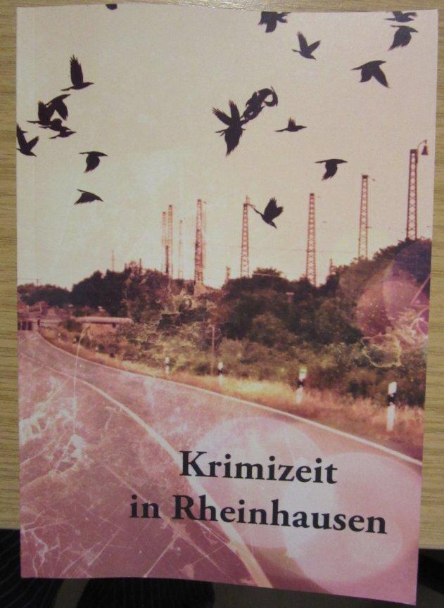 Krimizeit in Rheinhausen ISBN 3-00-050357-3