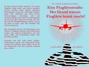 Cover Fluglärm Studie Scharfenort Halim
