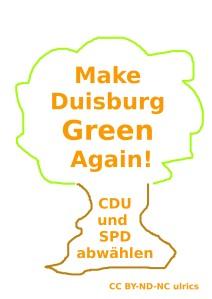 make-green-again